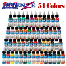 Solong TI601 wholesale best Tattoo Supplies colored Tattoo Ink Set 30ml bottle tattoo Ink set