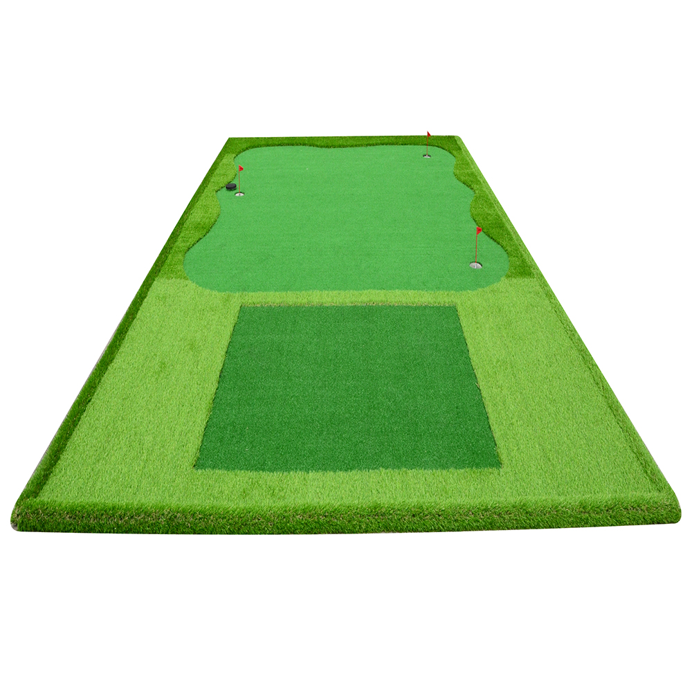 Golf Putting And Driving Mat 3m X 5m 02