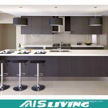 Armoires de cuisine utilisées par mur de meubles de cuisine de l'Australie (AIS-K714)