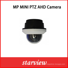 10X 1080P Mini PTZ Ahd Camera in-Ceiling Mount