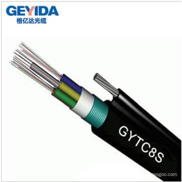48 Core Outdoor Optisches Faserkabel mit Antenne