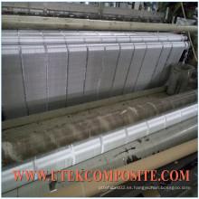 800GSM fibra de vidrio tejida Roving fibra de vidrio para el barco