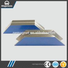 China gold manufacturer good quality welding magnet set