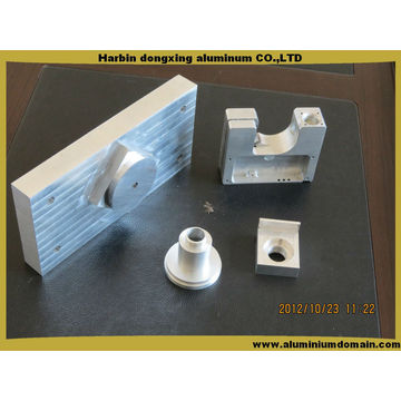 aluminum stamping parts customized packing china supplier