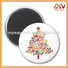 Mignon arbre de Noël et animal de dessin animé Custom Fridge Magnet for Cheap Creative Gifts