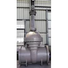 Válvula de gaveta de aço fundido API 600
