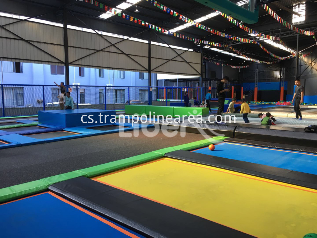 best trampoline park for sale