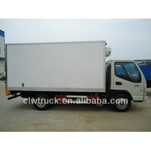 JAC refrigerated truck for sale in Ghana