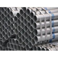 Q345c Round Pre-Galvanized Steel Pipe
