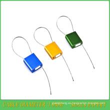Aislamiento del cable (JY1.0TS), sellos de Metal