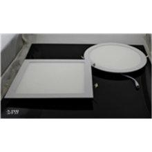 24W AC95-240V luz blanca pura del panel del LED