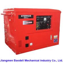 Pequeño generador de gasolina de reserva (BH8000)