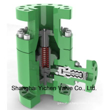 High Pessure Pump Protection Valve (YCAM)