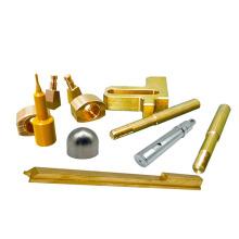 High precision micro machining lathe cnc turning parts shenzhen custom brass cnc machining