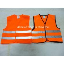 Светоотражающий спасательный жилет с высокой видимостью для детей