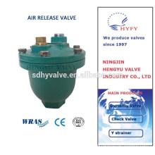 ductile iron air vent valve