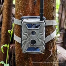 Nouvel appareil-photo imperméable de traînée de chasse de conception avec le gardien sans fil de scout de jeu de GSM SMS de 1080P