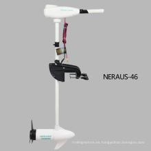 Neraus vasos 46 libras de empuje 8 Motor de Trolling eléctrico de velocidad