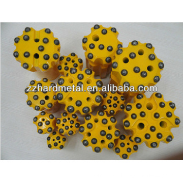 China Factory Threaded Button Rock Drill Bit