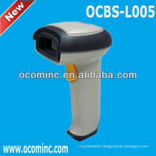 Slim And Light-weight Laser Portable Barcode Scanner