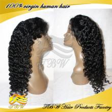 2015 новый arrvial продукты Камбоджийский человеческих волос передние парики шнурка