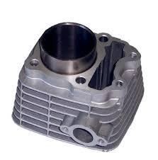 aluminum motorcycle engine block