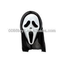 Máscara para máscara do Dia das Bruxas Máscara do Dia das Bruxas