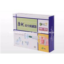Kangzhu вакуумный банки комплект 24 шт. иглоукалывание Массаж присоске магнитные вакуумные чашки Массаж красоты