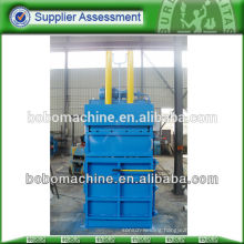 used clothes and textile compress baler machine