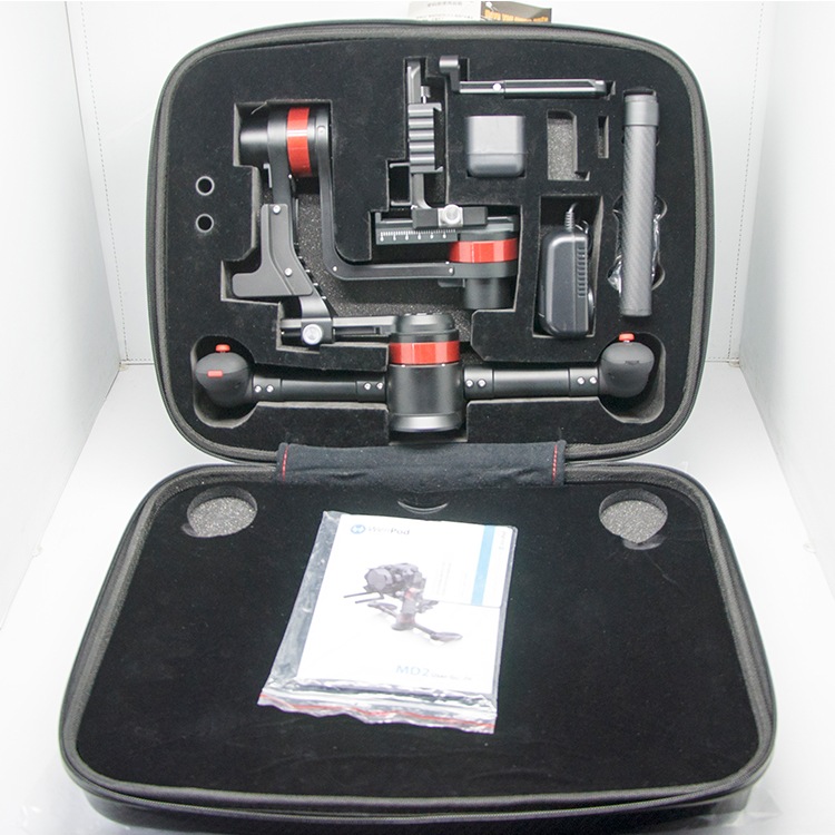 3-axis brushless dslr handheld gimbal-2