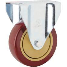 Roues à roulettes en PVC de type moyen (KMx1-M1)