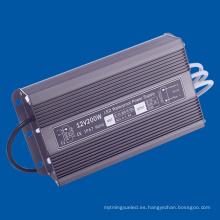 IP67 200W LED controlador DC12V impermeable fuente de alimentación para lámpara LED