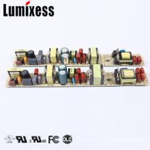 Fonte de alimentação conduzida dimmable do motorista 45w 350ma do FCC 0-10V do UL cUL para a lâmpada linear T5