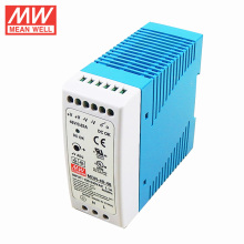 MEAN WELL 48v Single Output DIN Rail Power Supply 40w with UL cUL CB CE certificates MDR-40-48