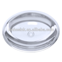 304 undermounted stainless steel oval sink small sink