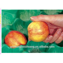 Recipientes plásticos baratos formados a vácuo descartáveis de Thermoforming e bandejas de empacotamento para a fruta