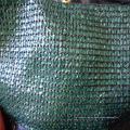 Impermeable agrícola agro hdpe sun shade net