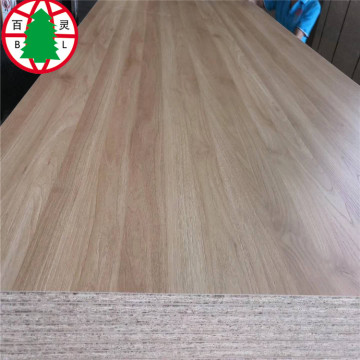Melamine faced OSB for furniture use