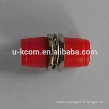 FC Adaptador de fibra óptica simplex