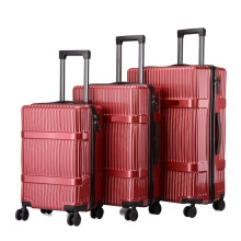 Hardside Spinner Luggage مع قفل TSA المدمج