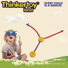 Jouet magnétique pour enfants en plastique pour enfants