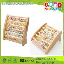 Abacus carta brinquedos brinquedos infantis carta carta educativa brinquedos de madeira