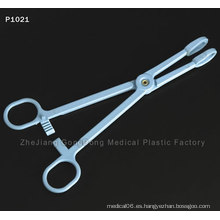 Médico esponja titular de 18 cm de largo pinzas (P1021)