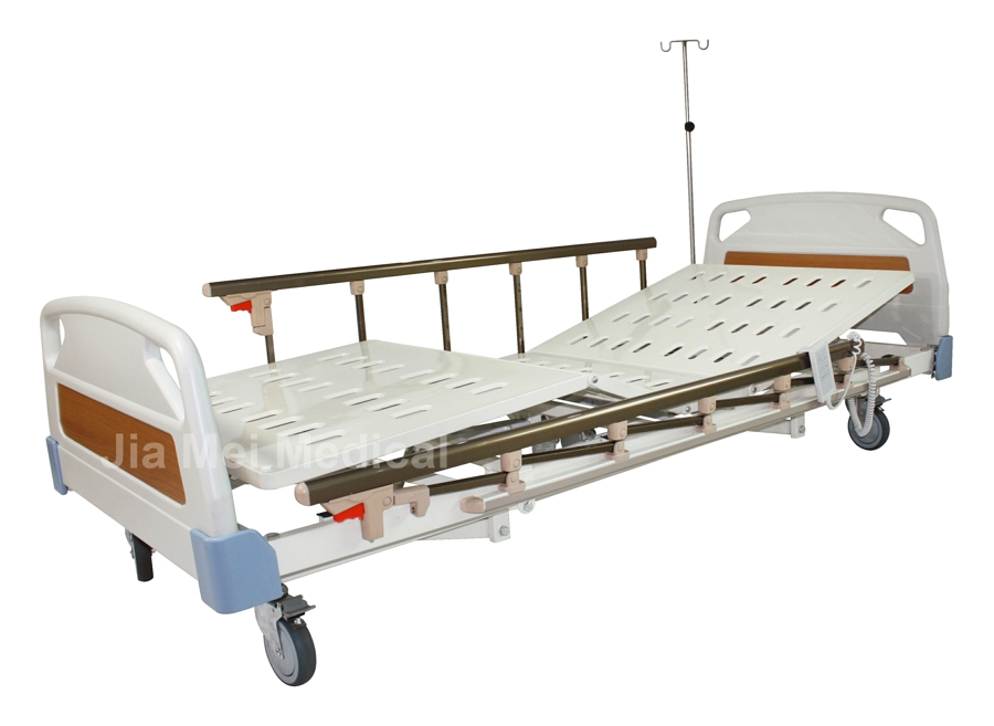 height adjustable medical bed