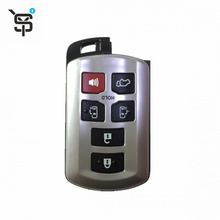 Top quality  for OEM folding key shell Toyota key remote case smart key cover