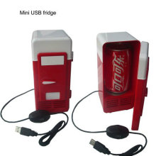 Promotion Gifts USB Mini Fridge Freezer, Cooling and Warming