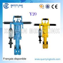 Handlufthammer Y20, Y24 Rock Hammer Drill