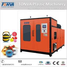 1L Automatic Deflashing dispositivo de bomba de óleo extrusora de plástico Blow Molding Machine