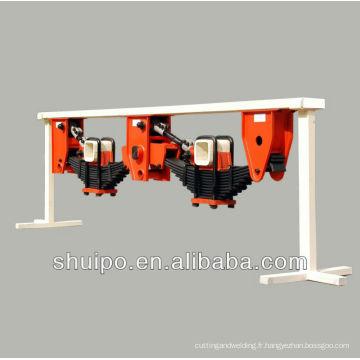 Pièces pour remorque: Train d'atterrissage, ressort, suspension