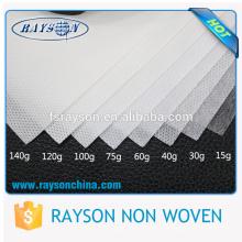 Adequate Weight 100% Polypropylene Non-woven Fabric Shenzhen
